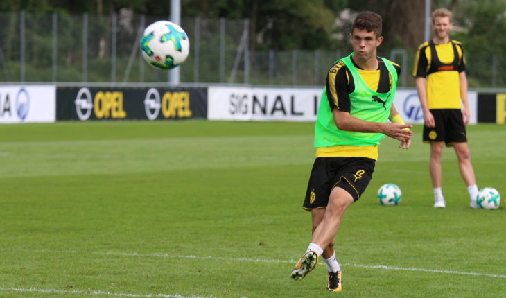 Liverpool tipped to make concerted effort to sign Christian Pulisic