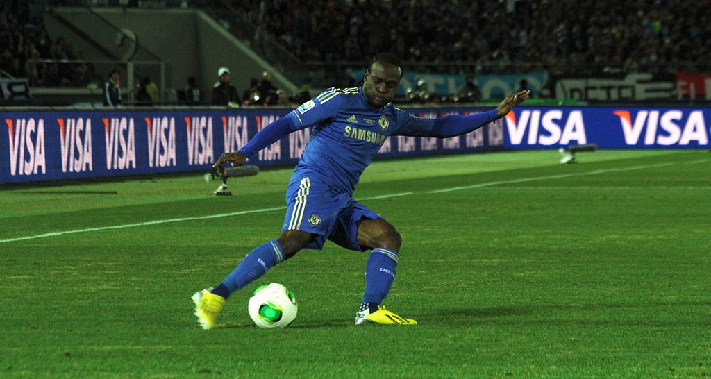 VICTOR MOSES EPL