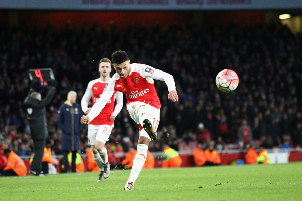 Can A Move To Manchester City Get The Best Out Of This Prodigious Arsenal Attacker? 1