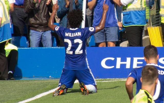 Chelsea willian