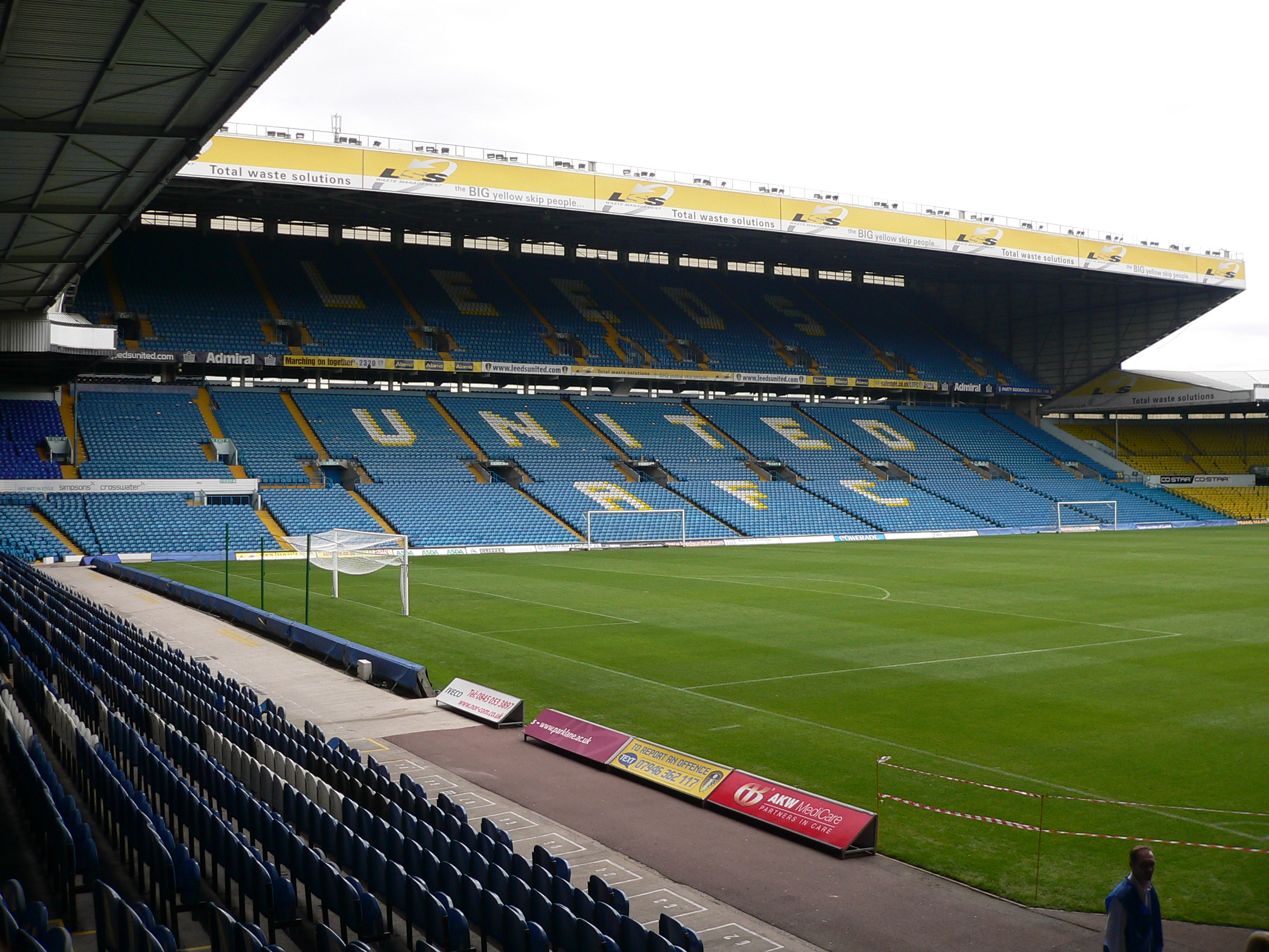 elland road leeds united