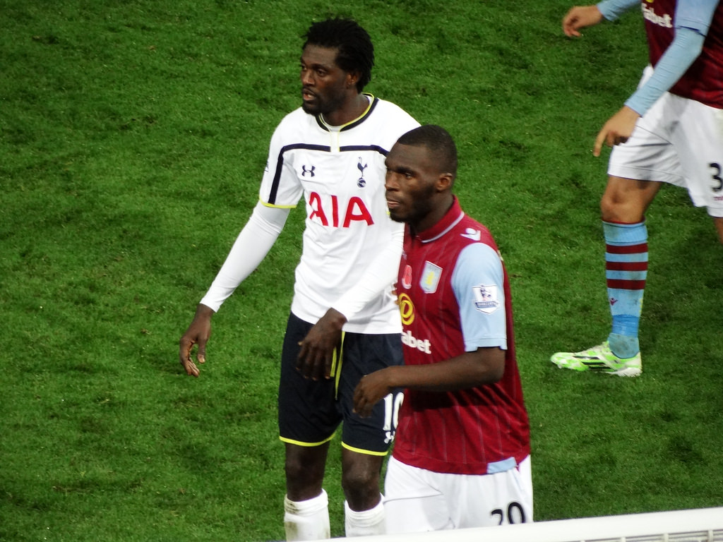 West Ham, Sheffield United and Watford eye shock move for Emmanuel Adebayor
