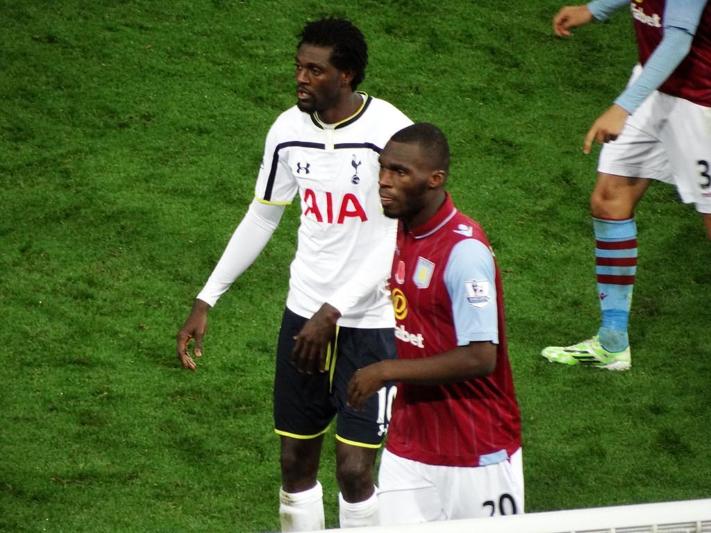 Emmanuel Adebayor Linked With Return To EPL, 3 Teams Keen?