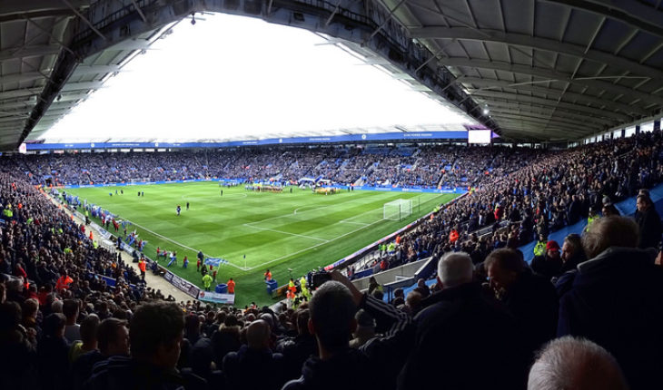 leicester stadium king power