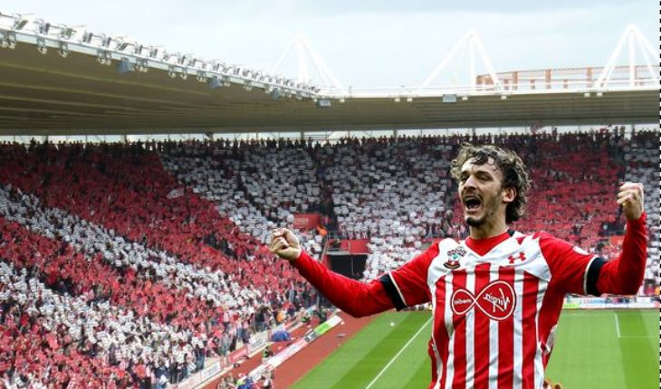 Tadic Gabbiadini And Redmond To Lead Southampton S Attack