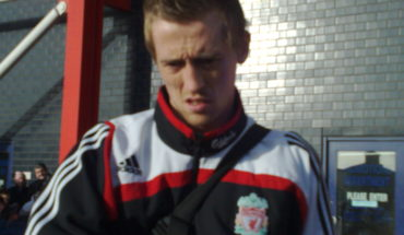 peter crouch grimace