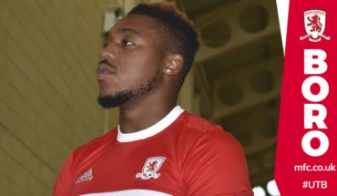 ASSOMBALONGA MIDDLESBROUGH