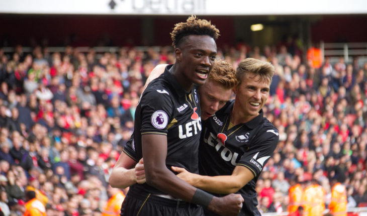 Fulham And Brighton Amongst Possible Destinations For Tammy Abraham