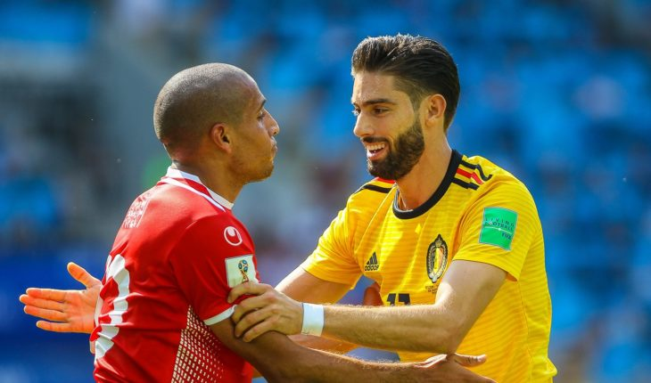 Yannick Carrasco offered to Arsenal as Belgian eyes move back to Europe