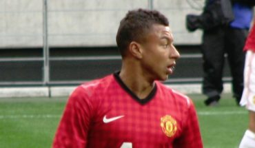 Manchester United Lineup Jesse lingard