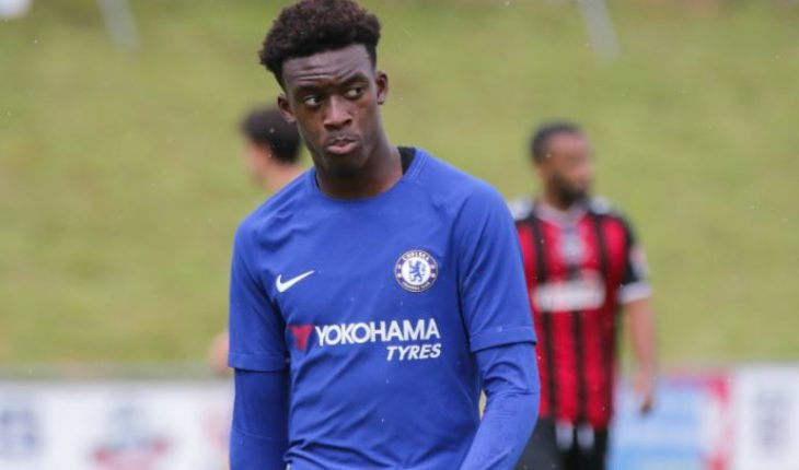 Bayern Munich confirm interest in Chelsea's Callum Hudson-Odoi