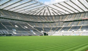 newcastle united st james park