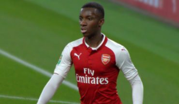 nketiah arsenal