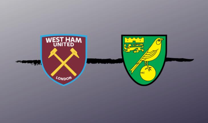 west ham united vs norwich city