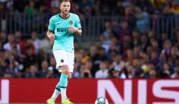 Milan Skriniar tottenham transfer news