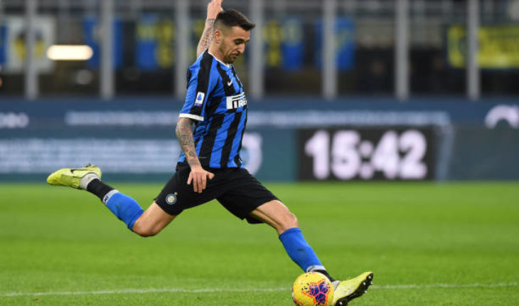 Matias Vecino everton transfer news