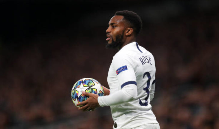 danny rose newcastle united transfer news