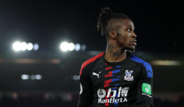 wilfried zaha everton transfer news
