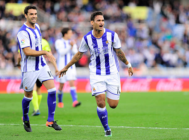 willian jose real sociedad