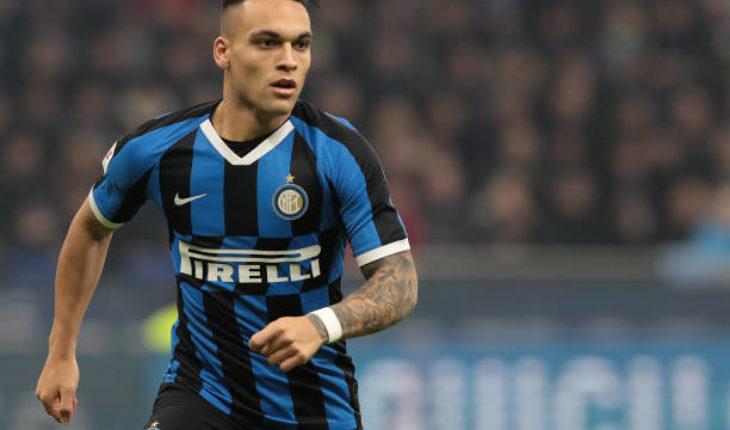 Lautaro Martinez real madrid transfer news