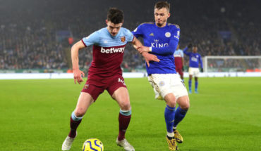 declan rice west ham