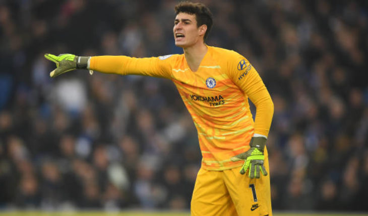 kepa chelsea transfer news