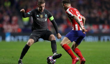 liverpool vs atletico madrid jordan henderson