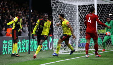 watford vs liverpool getty
