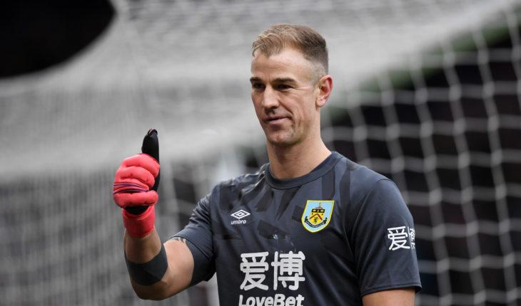 Joe Hart leeds united transfer news