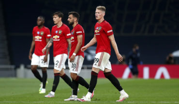 manchester united player ratings vs spurs