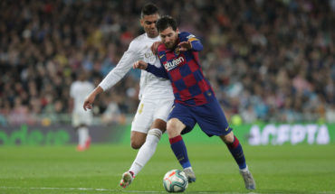 lionel messi barceloba vs real madrid el clasico
