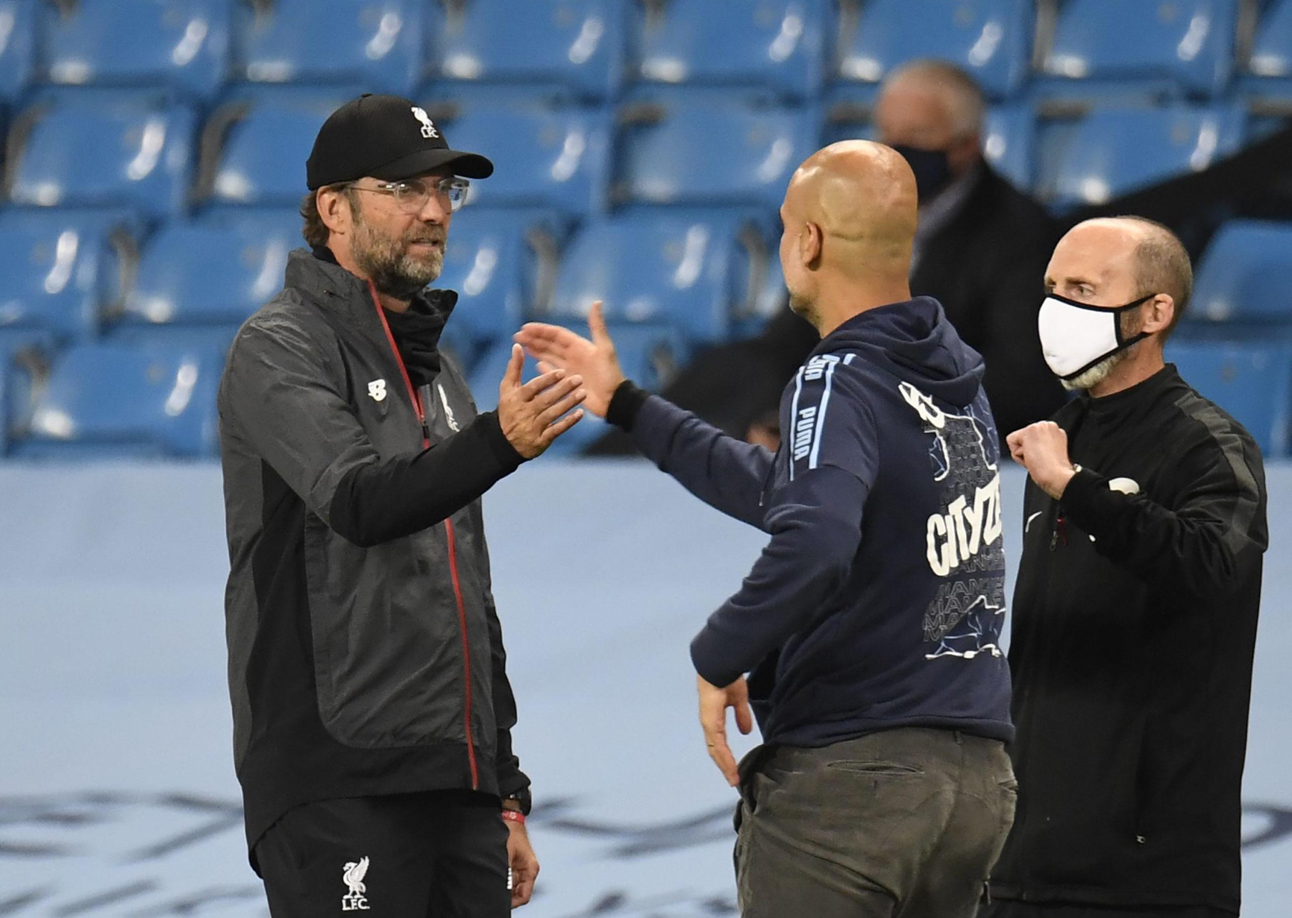 Manchester City Vs Liverpool Team News Probable Lineups