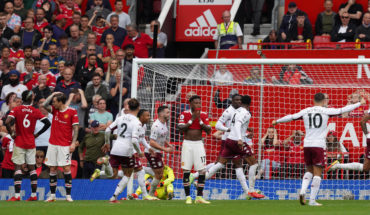 manchester united player ratings vs aston villa